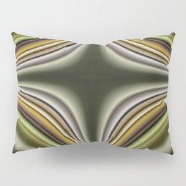 Fractal Cross in CMR 01 Pillow Sham