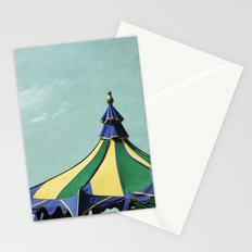 Big Top#3 Stationery Cards