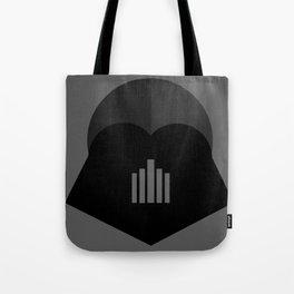Darth Vader in 2D Tote Bag