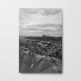 Buenos Dias, Los Angeles Metal Print