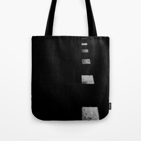 Minimalist Shadows Tote Bag