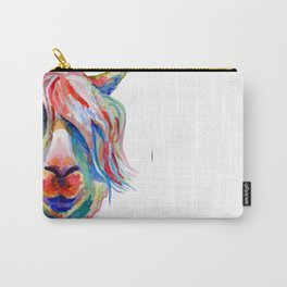 Lama hippy Carry-All Pouch