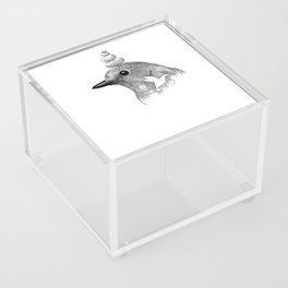 Noplace To Go, But Anywhere Acrylic Box
