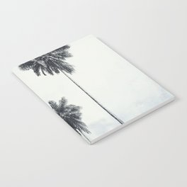 Three Palm Trees Notebook