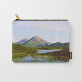 Glen Sligachan and The Cuillin Hills Carry-All Pouch