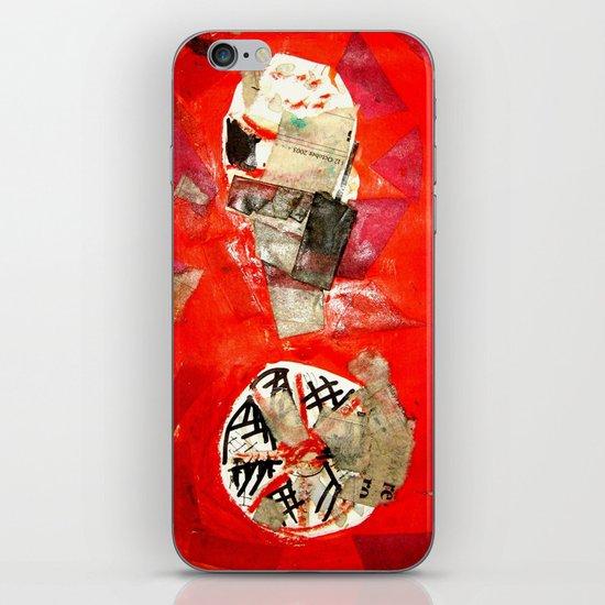 1-2-3- ice cream  iPhone & iPod Skin