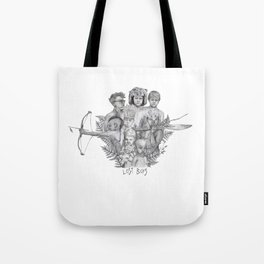 The Lost Boys Tote Bag