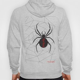 Beware the Red Back Spider from Down Under, not for the faint hearted. Hoody