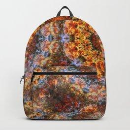 Grand Galactic Alignment Mandala Backpack