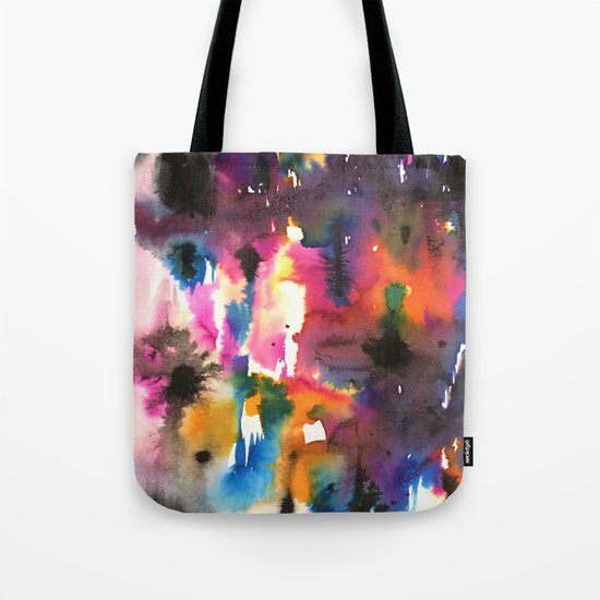 mystery pattern Tote Bag