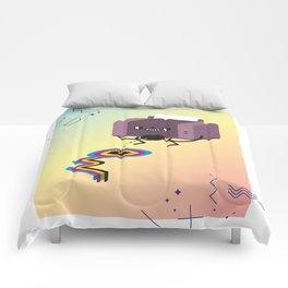 Printer Pee Comforters