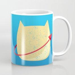 CatStronaut Emblem Coffee Mug