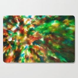 Tie Dye Recycle #preciousplastic Cutting Board
