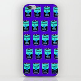 Campbell's iPhone Skin