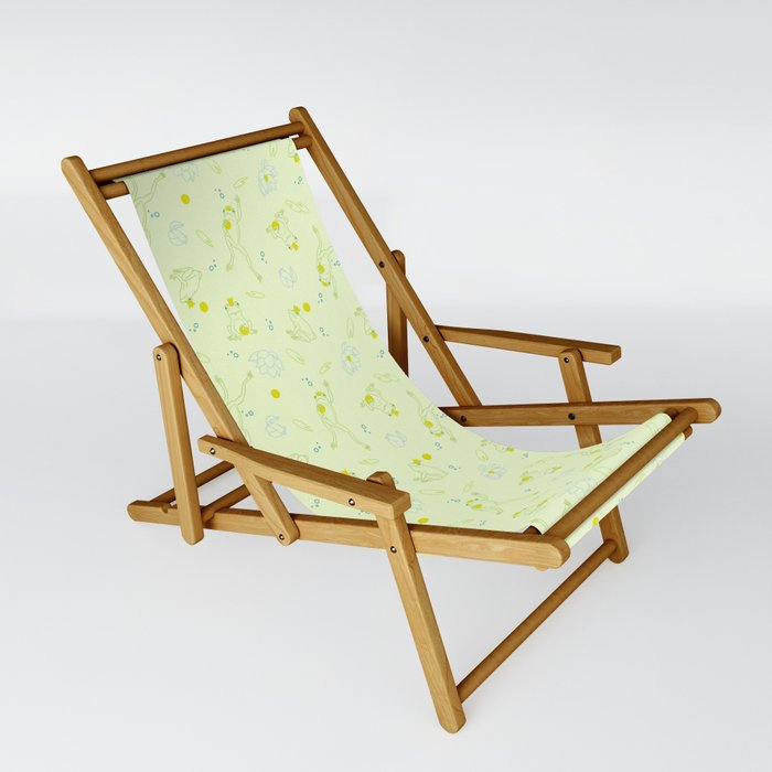 The Frog Prince Sling Chair