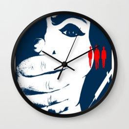 TIGER LEE ...logo Wall Clock