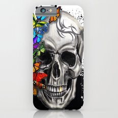 RAINBOW SKULL iPhone 6s Slim Case