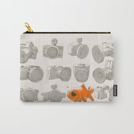 Fisheye Carry-All Pouch