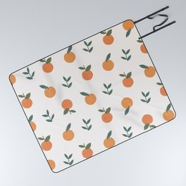 Clementines  Picnic Blanket