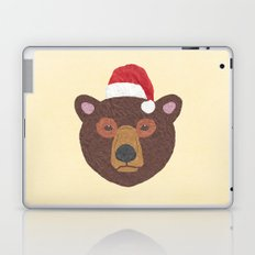 Santa Bear Laptop & iPad Skin