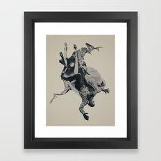 mysterium Framed Art Print