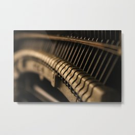 Underbelly Pt. 2 Metal Print