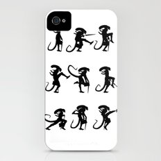 Ministry of Alien Silly Walks iPhone (4, 4s) Slim Case