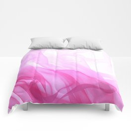 Pink Tulle Comforters