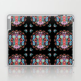 Owl Blooms with Love Laptop & iPad Skin
