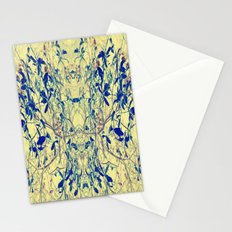 More Leaves  II Stationery Cards