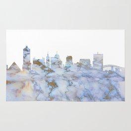 Memphis Skyline Tennessee Rug