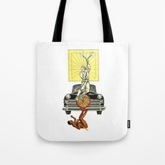 Communication - Easy, Once The Effort Is Made Tote Bag