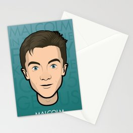 Malcolm - Malcolm In The Middle  Stationery Cards