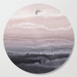 WITHIN THE TIDES BLACK SAND BEACH by Monika Strigel Cutting Board