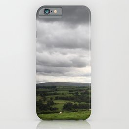 Trouble Lurking iPhone Case