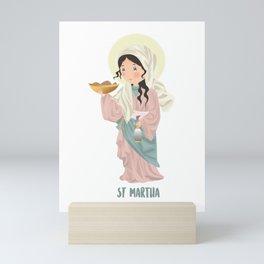 Saint Martha Mini Art Print