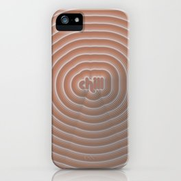Chill And iPhone Case