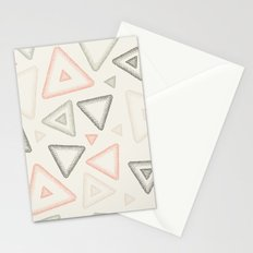 Retro Dotted Pattern 01 Stationery Cards
