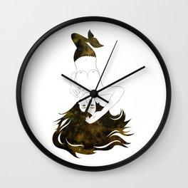 Halcyon Mermaid Wall Clock