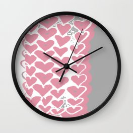Heart 11.75 Wall Clock