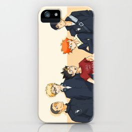 lil crows~ iPhone Case