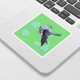 Gjøk / Cuco Sticker