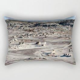 Badlands Panorama Rectangular Pillow