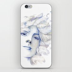 Goddess: Air iPhone & iPod Skin