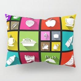 Gastro Windows 8.1 Pillow Sham