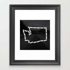Ride Statewide - Washington Framed Art Print