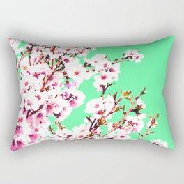 Sakura XII Rectangular Pillow