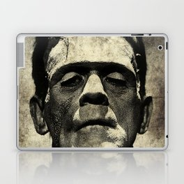 Frankenstein Grunge Laptop & iPad Skin