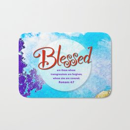 Blessed! Bath Mat