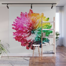 Blooming Wall Mural